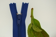 "23"" Royal Blue Zipper"