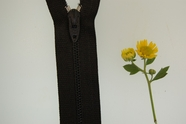 "24"" Black Zipper"