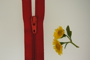 "24"" Red Zipper"