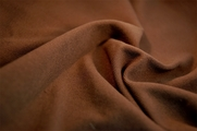 Brown Stretch Spandex Knit Fabric 12 yards