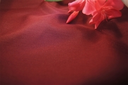 Burgundy Cotton Blend Drapery Lining Fabric 25 yards