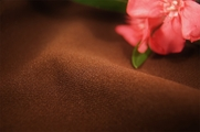 Chestnut Brown Washable Knit Fabric 10 yards