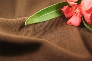 Chocolate Brown Double Knit Fabric 11 yards