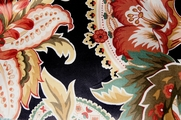 Cotton Chintz Prints Fabric