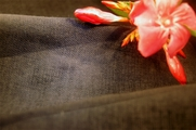 Cotton Interfacing Fabric Hazy Black 15 yards