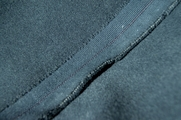 Dark Blue Grey Cotton Camel Hair Upholstery # UU-697
