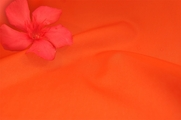 Dark Orange Nylon Fabric Lining Wholesale 39 yards