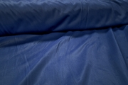 Extra Wide Dark Blue Tricot Fabric # K-123