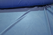 French Blue Quality Soft Cotton Double Knit Fabric # K-131