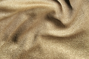 Golden Wheat Novelty Shiny Knit Fabric # UU-760