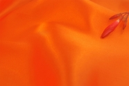 Halloween Orange Satin Lining Fabric 24 yards