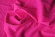 Hot Pink Washable Knit Fabric # UU-274