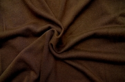 Italian Brown Rayon Jersey Knit Designer Fabric # UU-289