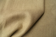 Natural Sandstone Open Weave Linen Fabric # UU-370