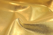 New Gold Lame Fabric 7 yards