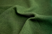 Olive Green Double Knit Fabric 10 yards