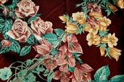 Pure Cotton Rose Floral Prints
