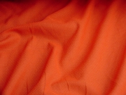 Red Coral Iron on Tricot Fabric #3F-56