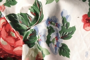 Scotchgard Cotton Drapery Big Floral Prints