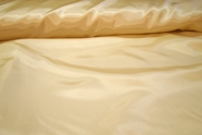Shiny Cream Twill Lining Fabric # K-229