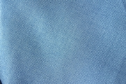 Soft Blue Poly Dress Fabric