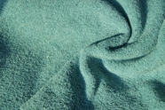 Soft Terry Fleece Fabric Greyish Green