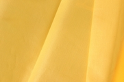 Extra Wide Soft Yellow Cotton Blend Fabric NV-7
