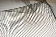 Stiff Black Net Fabric 20 yards