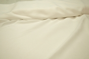 Super Quality High Twist White Crepe Fabric # K-186