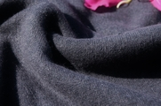 Taylor Grey Angora Wool Blend Knit Fabric WL-315