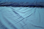 Velveteen Medium Blue Fabric # K-117