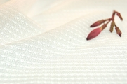 White Knit Mesh Fabric Wholesale 25 yards