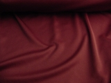 Wine Discount Washable Knit Fabric 3 yards