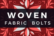 Woven Fabric Bolts