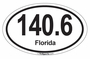140.6 Iron-Distance | Race-Specific Decal