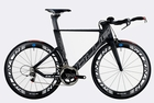 2014 Blue Triad SL Triathlon Bike | SRAM Red 22