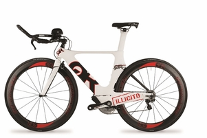 2014 Quintana Roo Illicito Race | Ultegra Di2 Triathlon Bike
