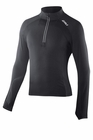 2XU Men's 3/4 Zip Thru Run Top