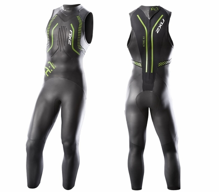 2XU Men's A:1S Active Sleeveless Wetsuit