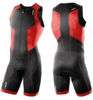2XU Men's Full Zip Trisuit