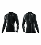 2XU Men's Swim L/S Recovery Top