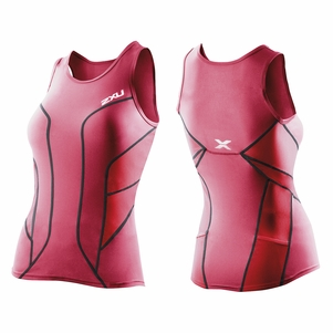 2XU Women's Long Distance Tri Singlet