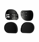 3T Comfort Cradles & Pads Kit | Alloy