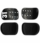 3T Compact Cradles & Pads Kit | Carbon