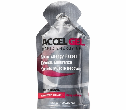 Accel All Natural Rapid Energy Gel