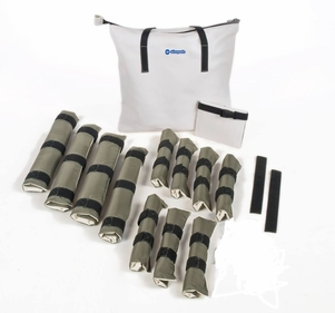 AlboPads Full Bike Wrap Travel Kit