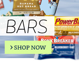 All Nutrition Bars & Snacks
