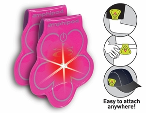 Amphipod Vizlet LED Flower 2-Pack Reflectors