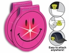 Amphipod Vizlet LED Smiley 2-Pack Reflectors