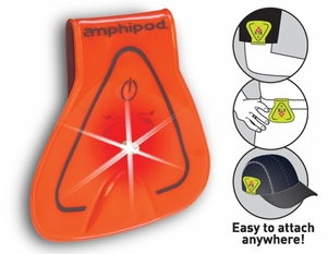 Amphipod Vizlet LED Triangle Reflector Single